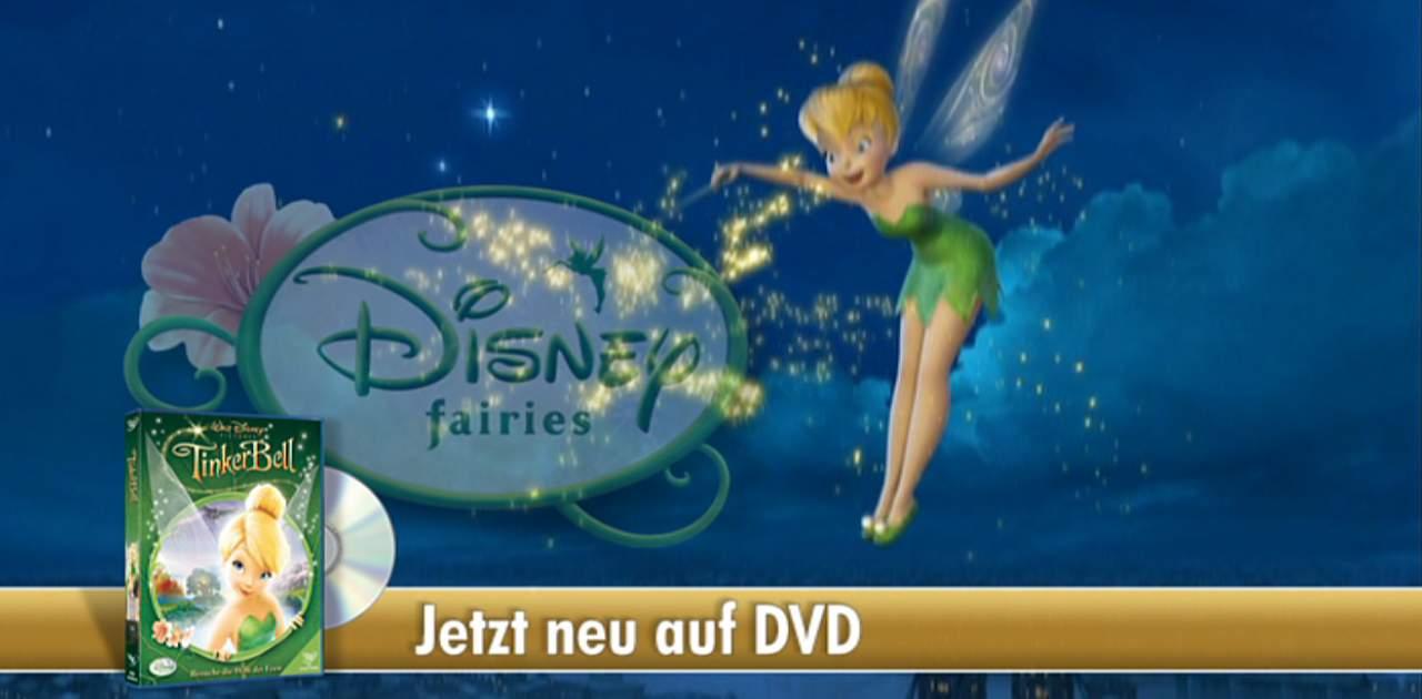 Tv Werbung Disney Fairies Visualisierung Und Produktion Aus
