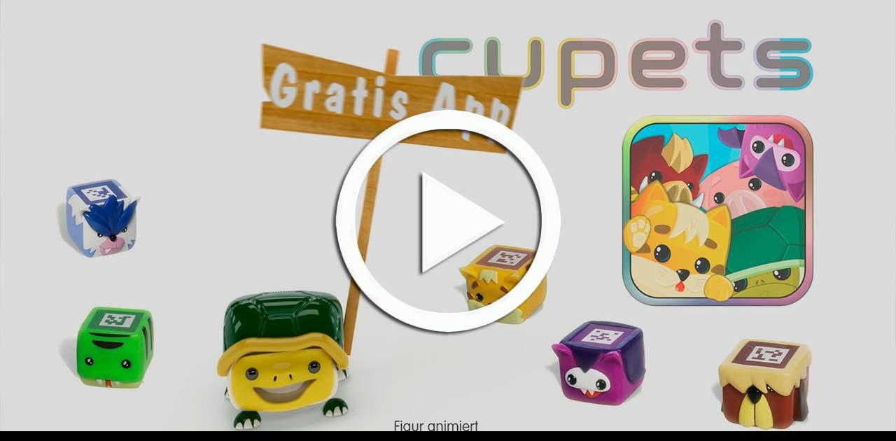 gioco cupets
