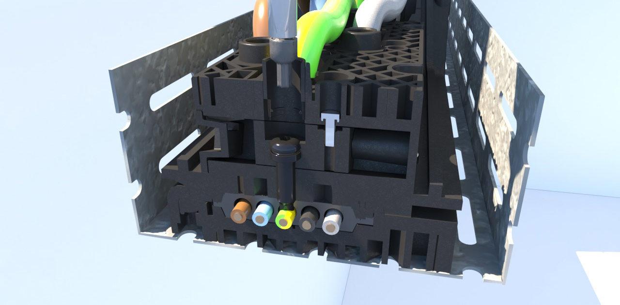 podis Flachbandkabel   Wieland Electric - Visualisierung und ...