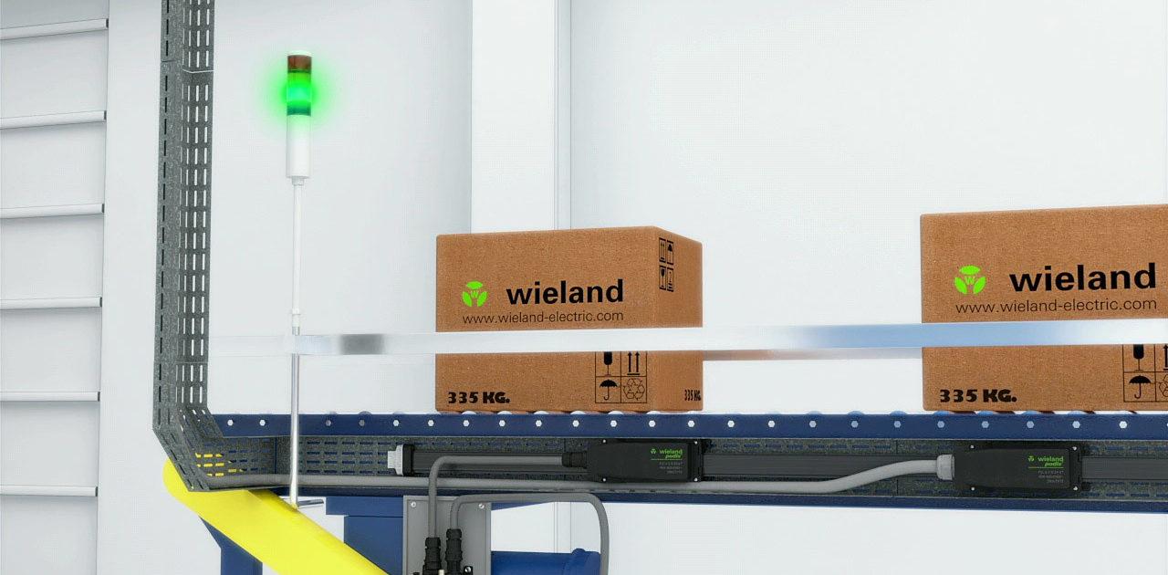 podis Flachbandkabel | Wieland Electric - Visualisierung und ...